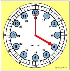 Часы научить ребенка времени