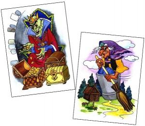 Персонажи русских народных сказок
